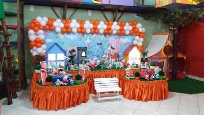 Crazy4Fun Buffet Infantil